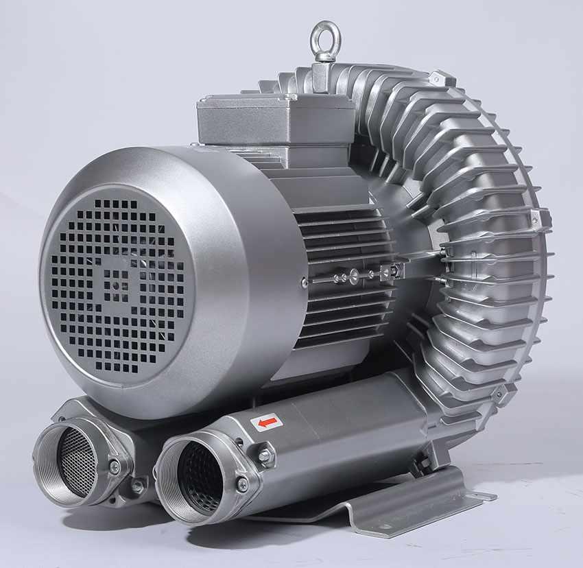 单叶轮3kw漩涡气泵