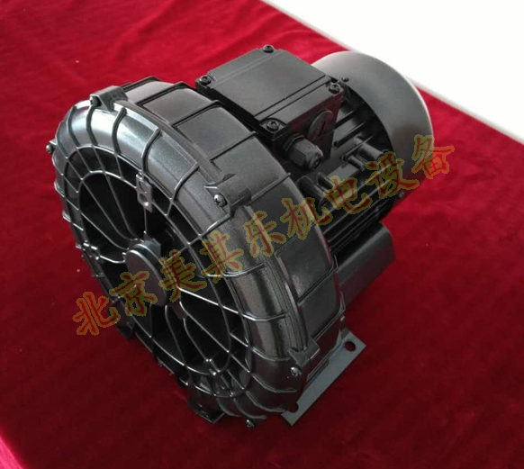 Anticorrosive high pressure blower for sea
